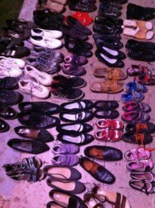 Afrika Schuhe