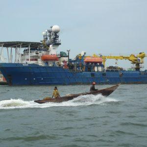Hafen von Lagos