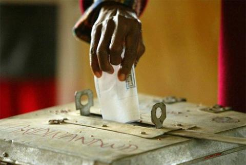 Elections in Africa