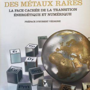 Buchcover von Guillaume Pitron: La guerre des métaux rares.