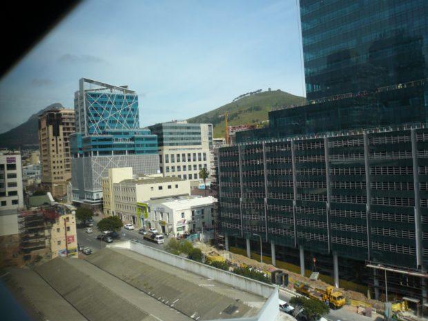 Downtown Cape Town. (c) Christian von Hiller