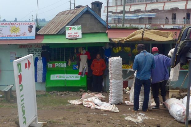 Much movement on the African stock markets: M-Pesa operator Safaricom is a favourite at Nairobi stock exchange